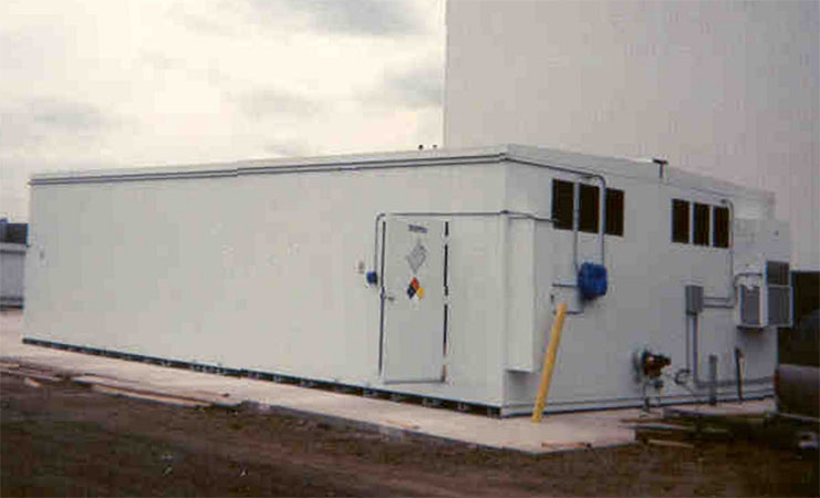 Securall custom storage buildings prefabricated storage for Building a prefab shed