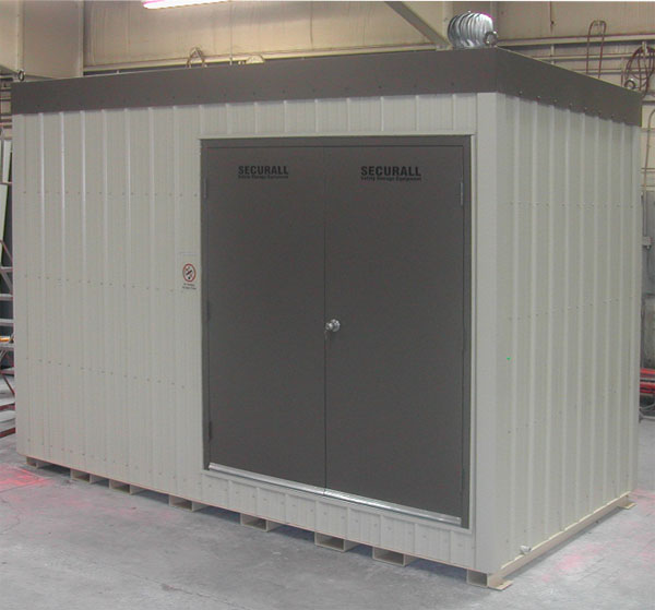 Securall Modular Buildings Prefabricated Steel Buildings