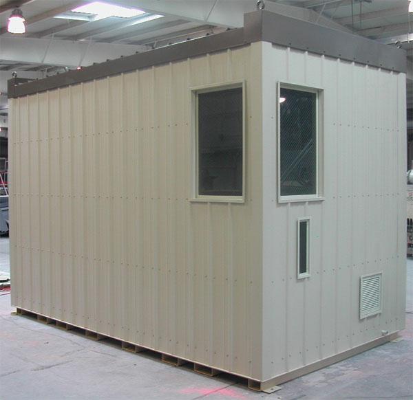 Portable Hazmat Storage Buildings : Securall modular buildings prefabricated steel