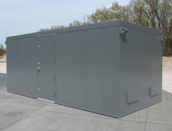 Portable Tornado Shelters : Securall modular buildings prefabricated steel